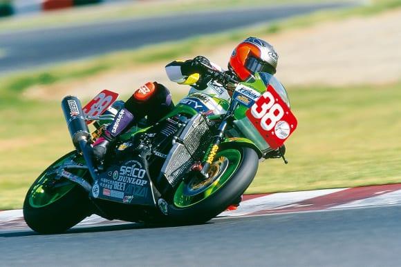 鈴鹿8耐 チーム38・ZRX1100(1998)