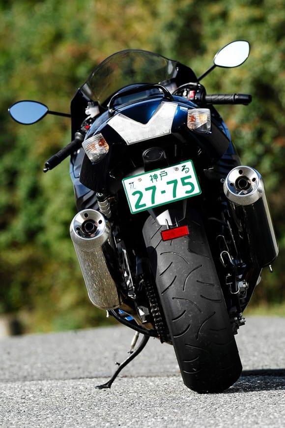 2007 ZZR1400 インプレッション