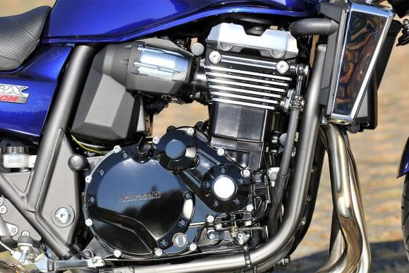 2009年モデル ZRX1200 DAEG エンジン