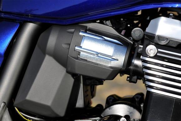 2009年モデル ZRX1200 DAEG フューエルインジェクション