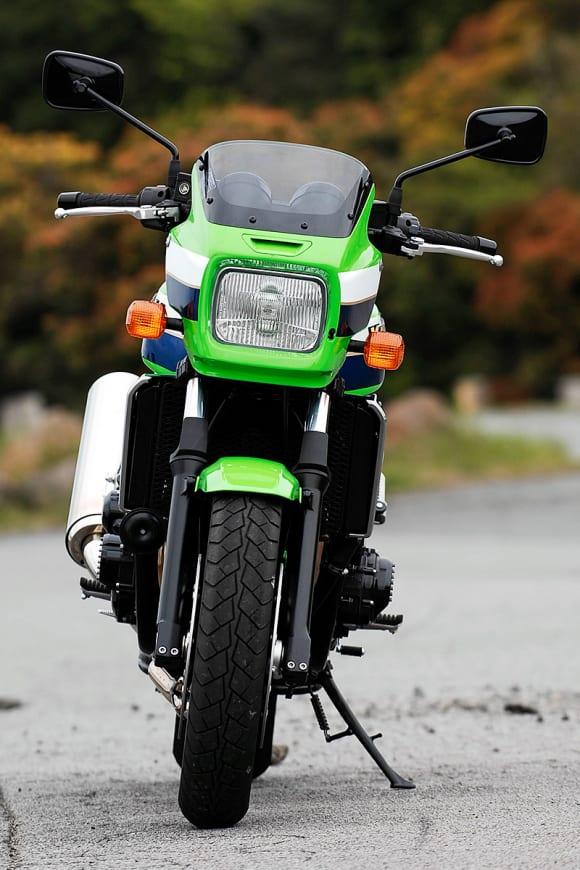 2008年モデル ZRX1200R(ZR1200A)