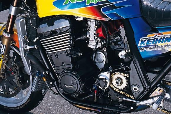 ノジマエンジニアリング ZRX1100 エンジン