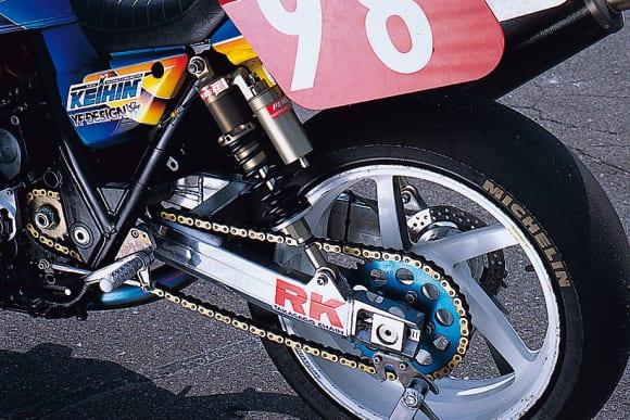 ノジマエンジニアリング ZRX1100 スイングアーム