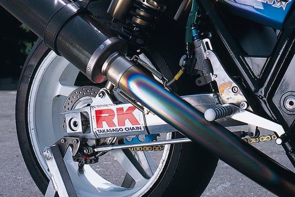 ノジマエンジニアリング ZRX1100 リヤブレーキ