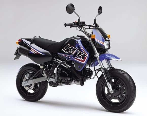 2008年モデル KSR110(KL110A)
