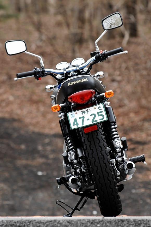2008年モデル W650(EJ650)
