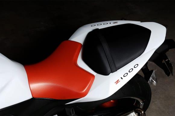 2008年モデル Z1000(ZR1000B)