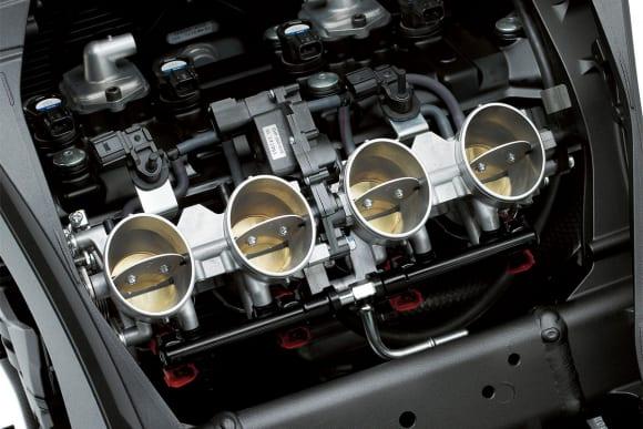 2010年モデル Z1000(ZR1000D) フューエルインジェクション