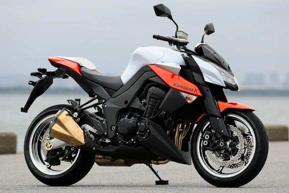 2010年モデル Z1000(ZR1000D)