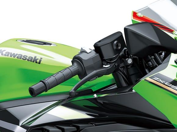 Ninja ZX-25R 右ハンドル