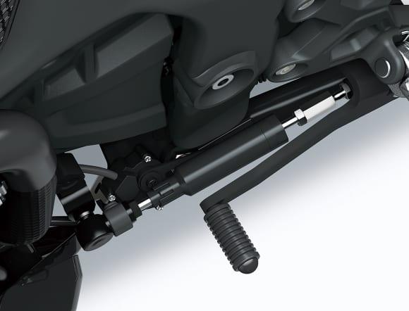 Ninja ZX-25R カワサキクイックシフター(KQS)