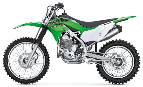 2021年モデル KLX230R