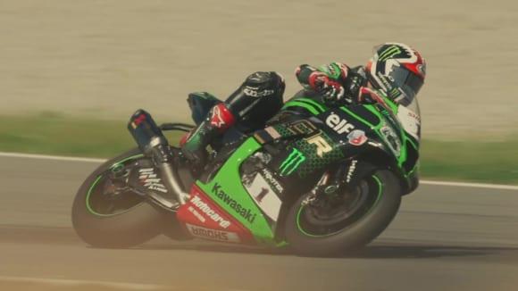 カワサキレーシングチームWSBKがスペインでの合同テストに参加。動画が公開中