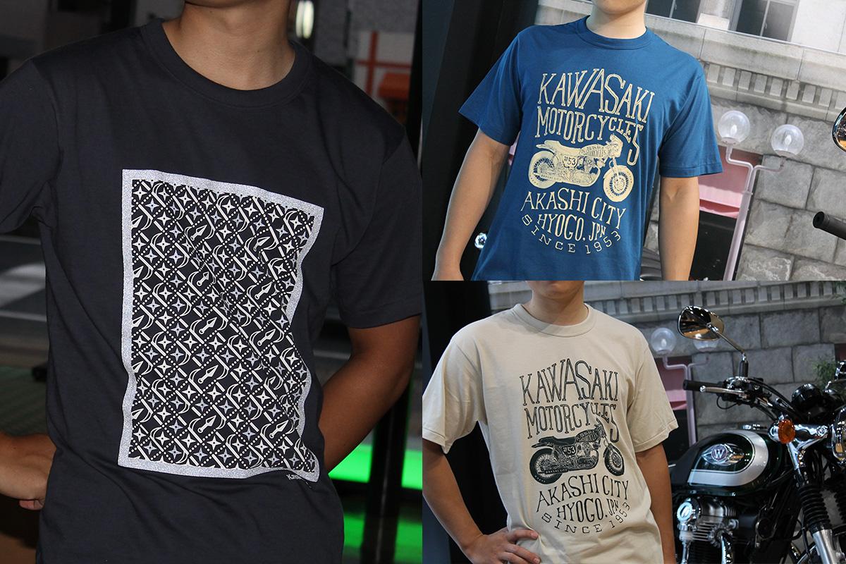 カワサキプラザのオリジナルグッズ「good TIMES COLLECTION」に新作Tシャツ登場。新デザインと新色が追加