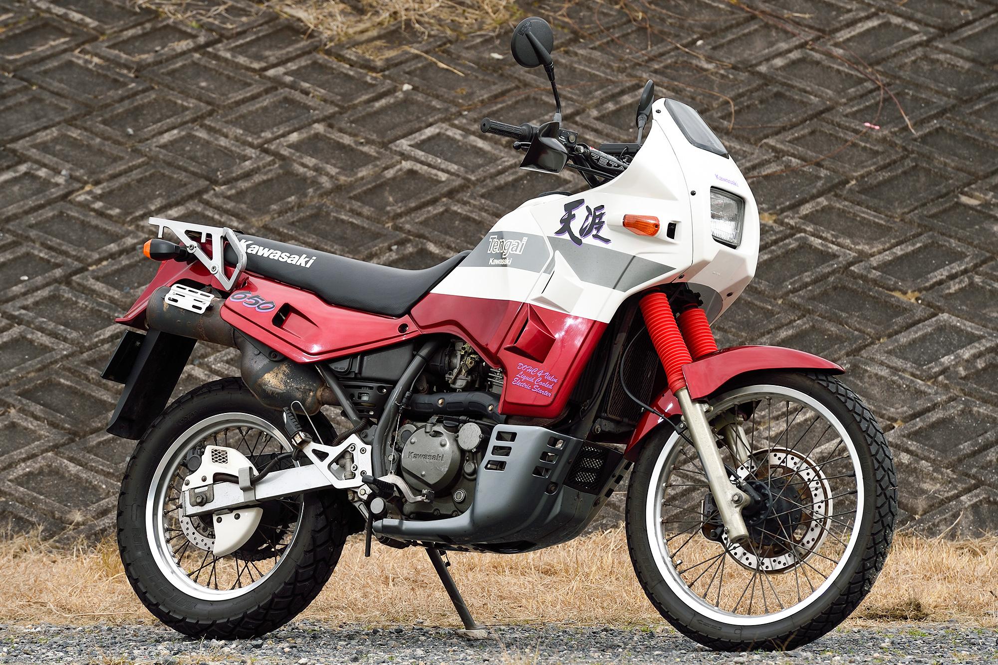 1991年モデル TENGAI(天涯)