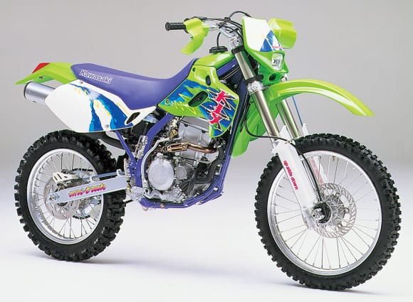 1993年モデル KLX250R