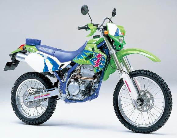 1993年モデル KLX250SR