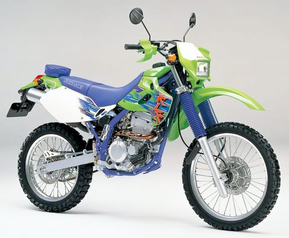 1994年モデル KLX250ES