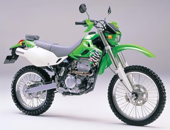 1999年モデル KLX250
