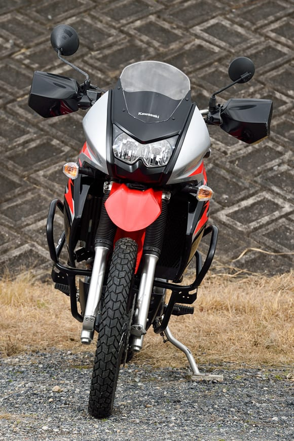2008年モデル KLR650