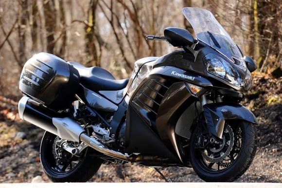2010年モデル 1400GTR(ZG1400C)