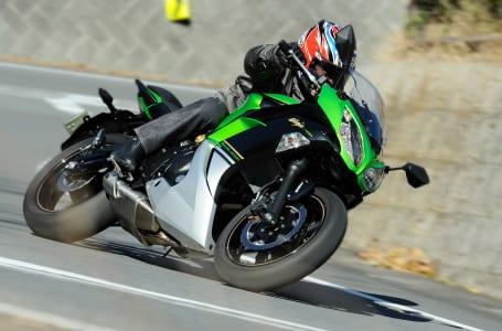 2014年モデル Ninja 400インプレッション
