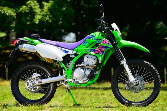 2016年モデル KLX250 Final Edition