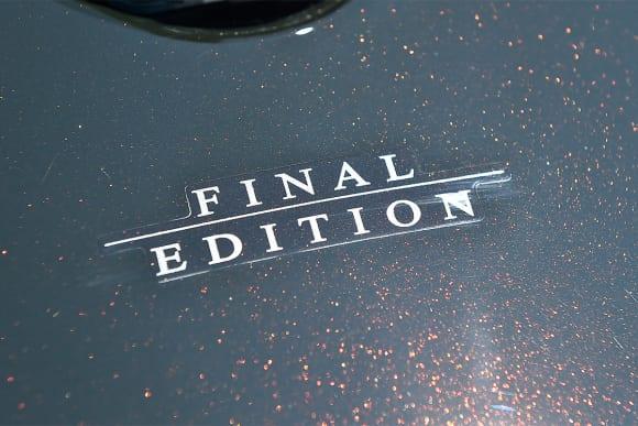 2016年モデル W800 Final Edition