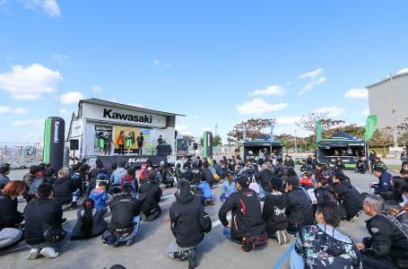 カワサキコーヒーブレイクミーティングがツインリンクもてぎで追加開催!