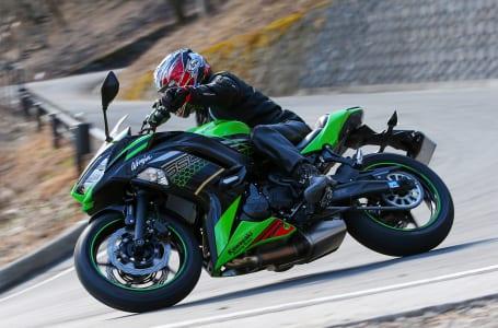 2020年モデル Ninja 650 インプレッション