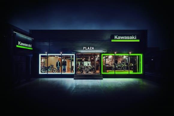 カワサキプラザネットワークは2020年9月と10月に愛知県と広島県に2店舗をオープン
