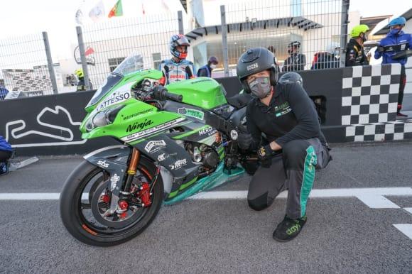 エストリル12時間レースでカワサキは最高6位で入賞