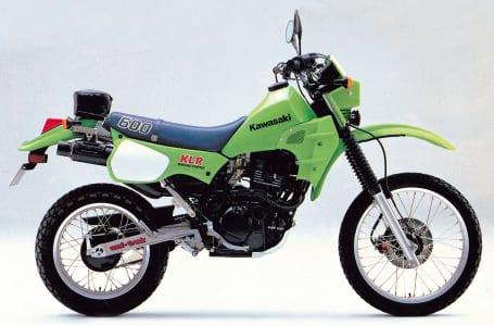 1984年モデル KL600R