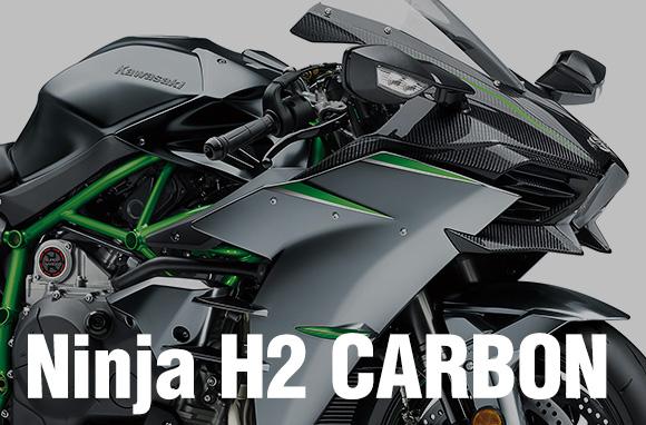 2021年モデル Ninja H2 CARBON