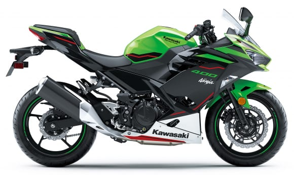 2021年モデル Ninja 400 KRT EDITION