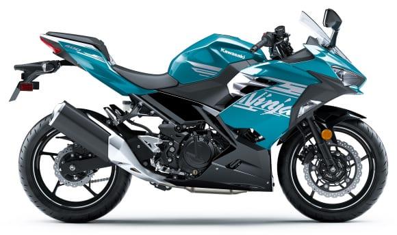 2021年モデル Ninja 400