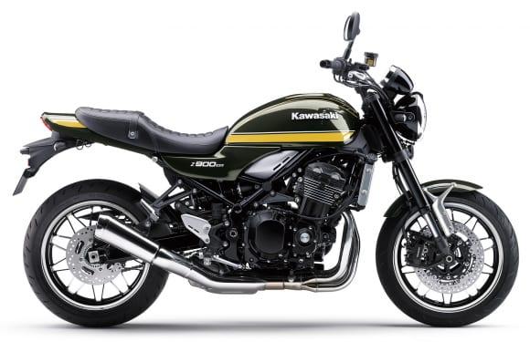2021年モデル Z900RS
