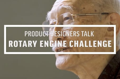 幻のカワサキ製ロータリーエンジンを搭載したX-99のプロダクトデザイナーかく語りき。カワサキが動画公開中