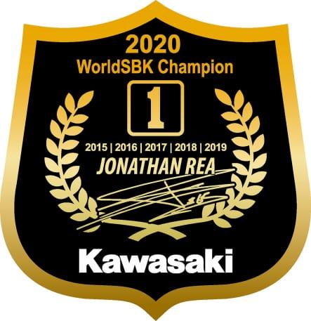 WBKカワサキ6連覇を記念した記念Tシャツ・ステッカーをNinja ZX-10R購入者にプレゼント