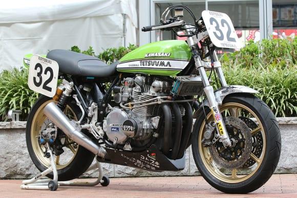 増留さんの愛車 1976年式Z1000