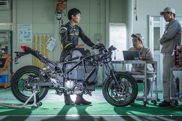 Kawasaki EV Project