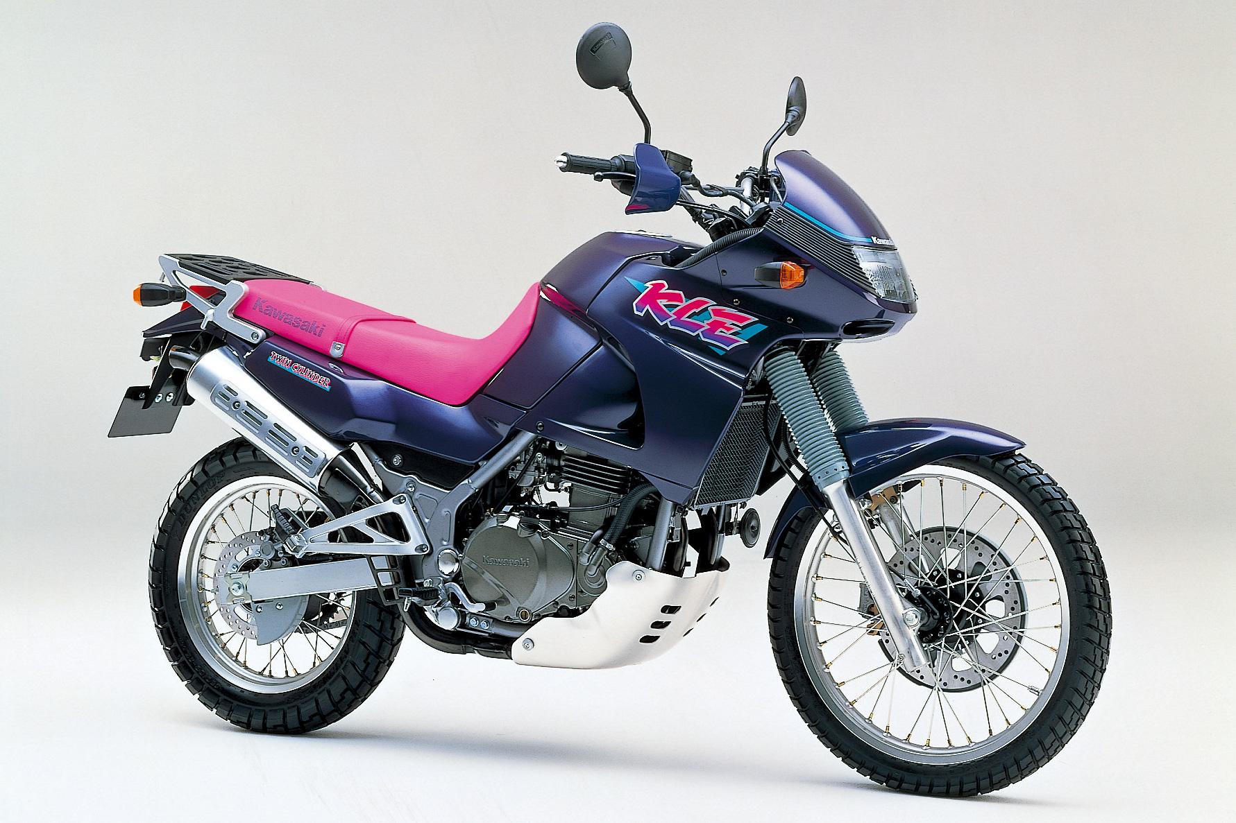 1991年モデル KLE400