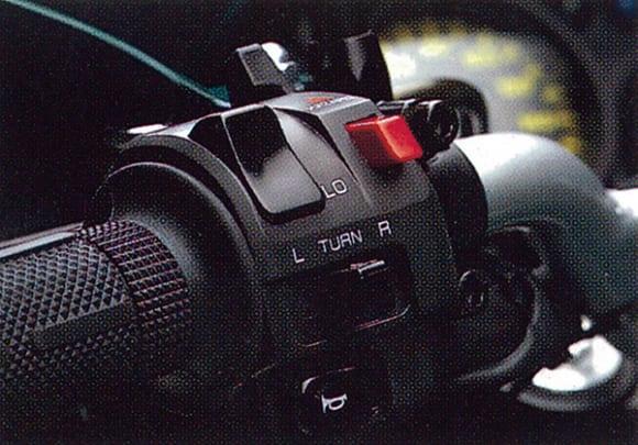 1993年モデル KLE250 ANHELO スイッチ