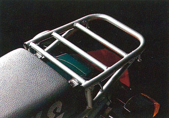 1993年モデル KLE250 ANHELO リヤキャリア