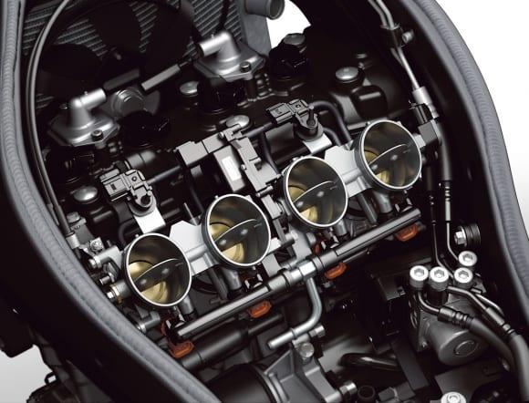 2014年モデル Ninja ZX-6R フューエルインジェクション