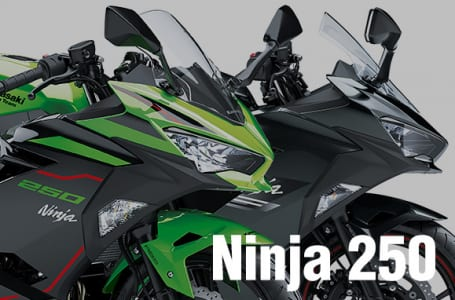 2021年モデル Ninja 250/Ninja 250 KRT EDITION