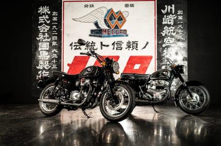 2021年モデル MEGURO K3