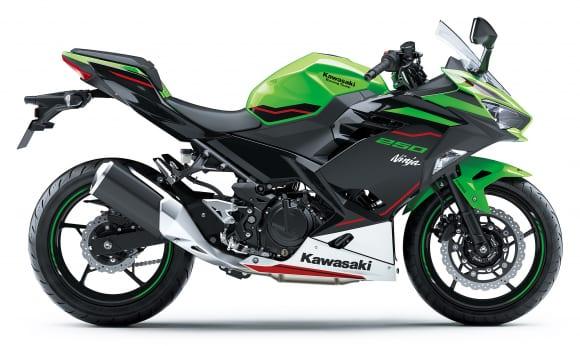 2021年モデル Ninja 250 KRT EDITION