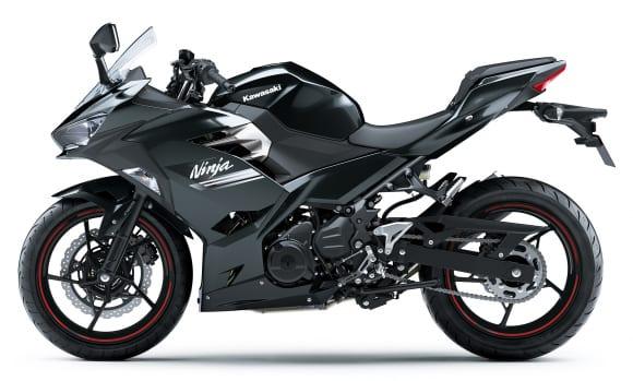 2021年モデル Ninja 250