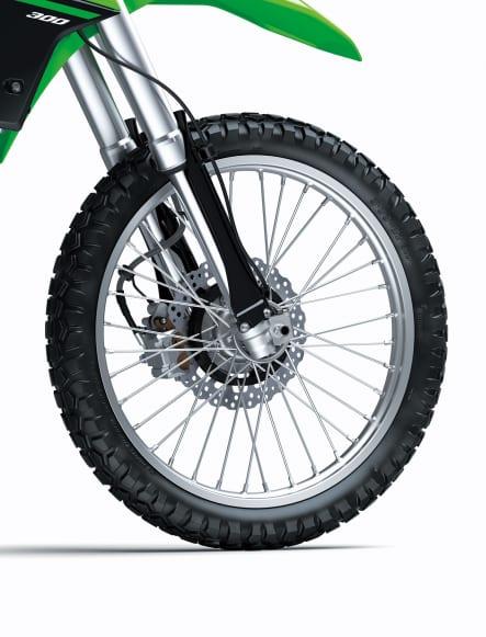 2021年モデル KLX300 フロントタイヤ